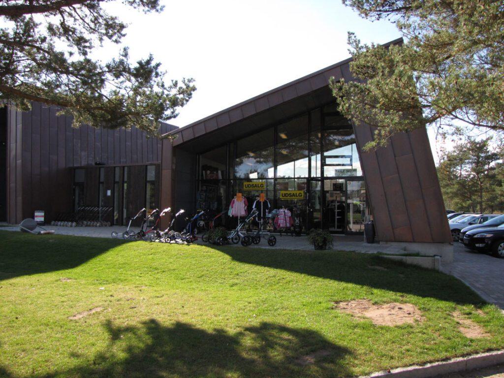 Silkeborg Golfklub byggeprojekt