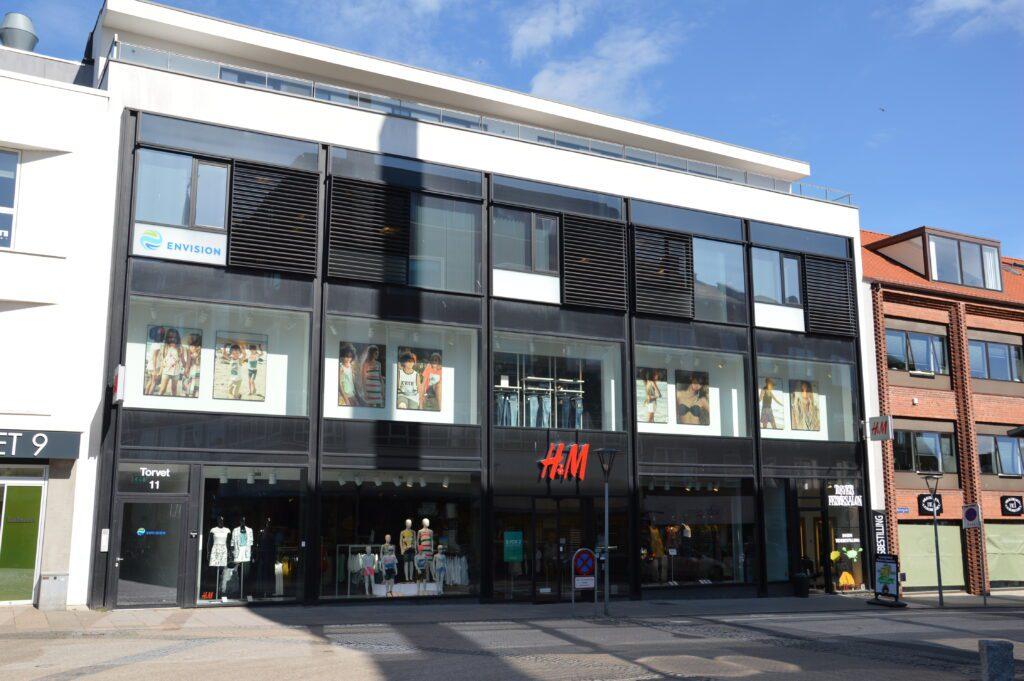 H&M Silkeborg projekt